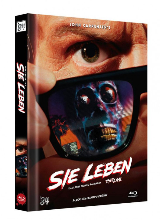 Sie Leben - Limited Collector's Edition - Cover B [Blu-ray]