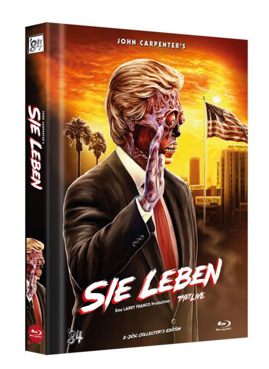 Sie Leben - Limited Collector's Edition - Cover C [Blu-ray]