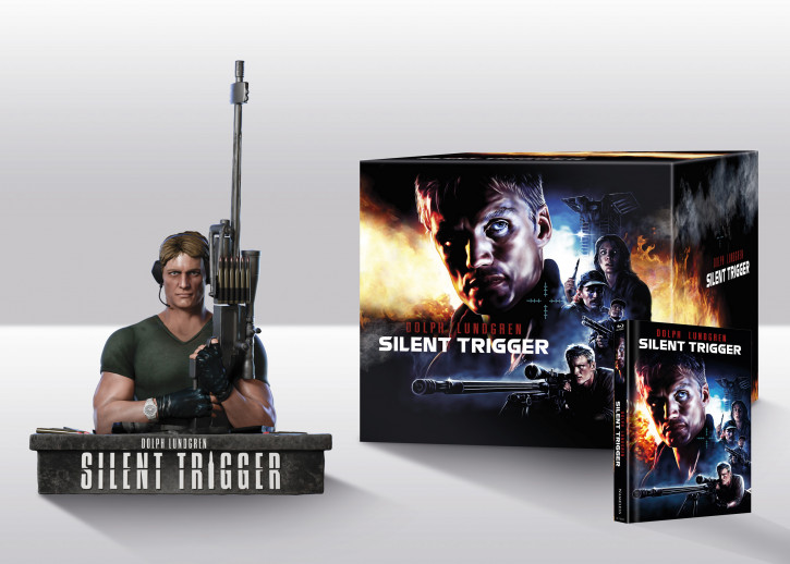Silent Trigger - Special Edition inkl. Büste [Blu-ray]