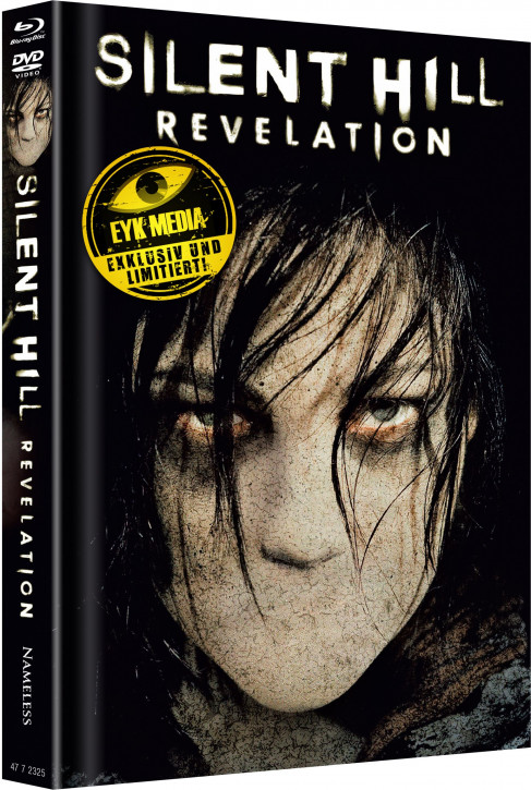 Silent Hill Revelation - Limited Mediabook - Cover B [Blu-ray+DVD]