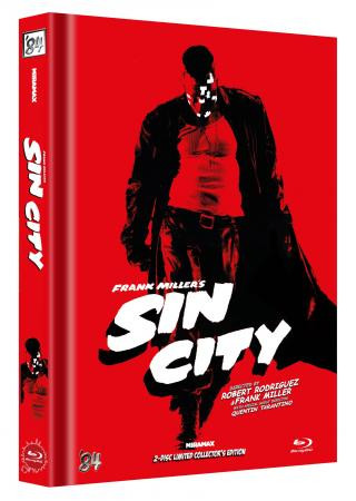Sin City - Limited Collector's Edition - Cover B [Blu-ray]