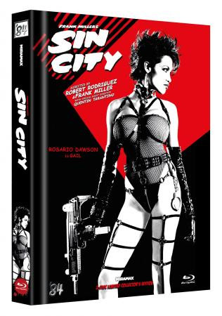 Sin City - Limited Collector's Edition - Cover C [Blu-ray]