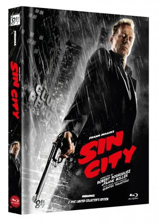 Sin City - Limited Collector's Edition - Cover F [Blu-ray]