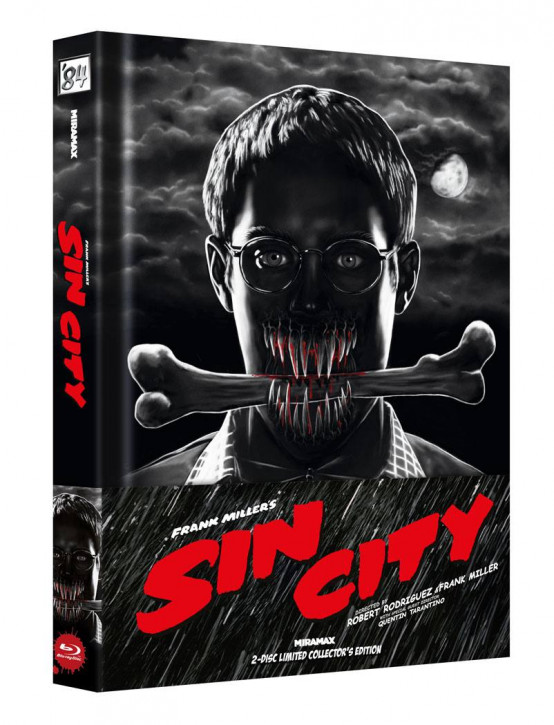 Sin City - Limited Collector's Edition [Blu-ray+DVD]