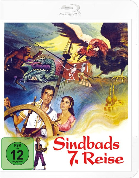 Sindbads 7. Reise [Blu-ray]