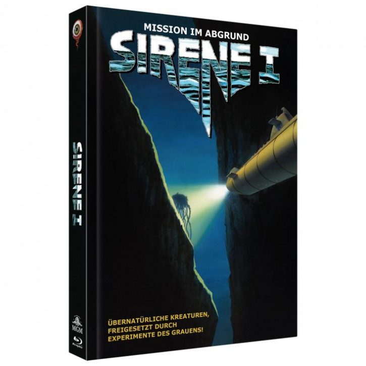 Sirene 1 - Mission am Abgrund - Limited Collectors Edition - Cover A [Blu-ray+DVD]