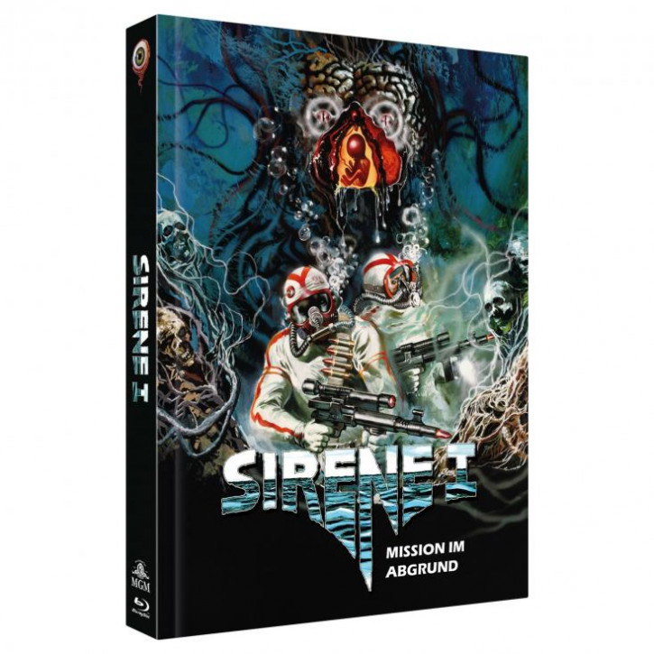 Sirene 1 - Mission am Abgrund - Limited Collectors Edition - Cover B [Blu-ray+DVD]