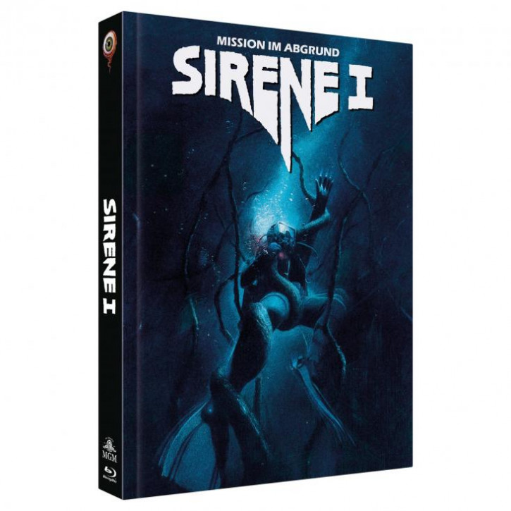 Sirene 1 - Mission am Abgrund - Limited Collectors Edition - Cover C [Blu-ray+DVD]