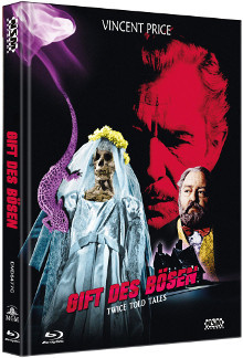Gift des Bösen - Limited Collector's Edition - Cover C [Blu-ray+DVD]