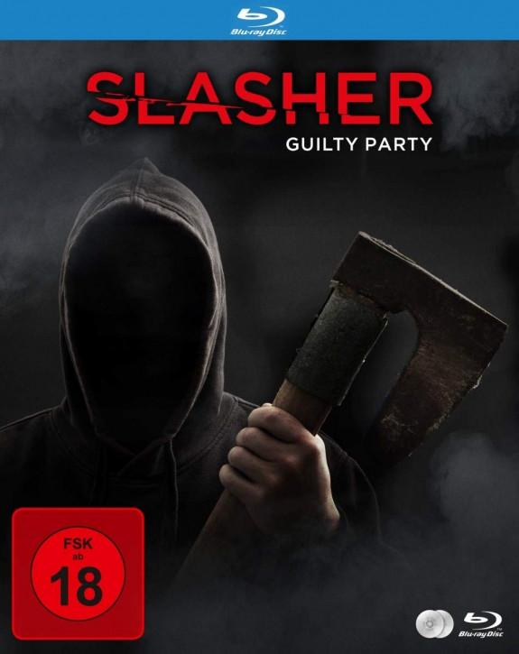Slasher - Komplette 2. Staffel [Blu-ray]