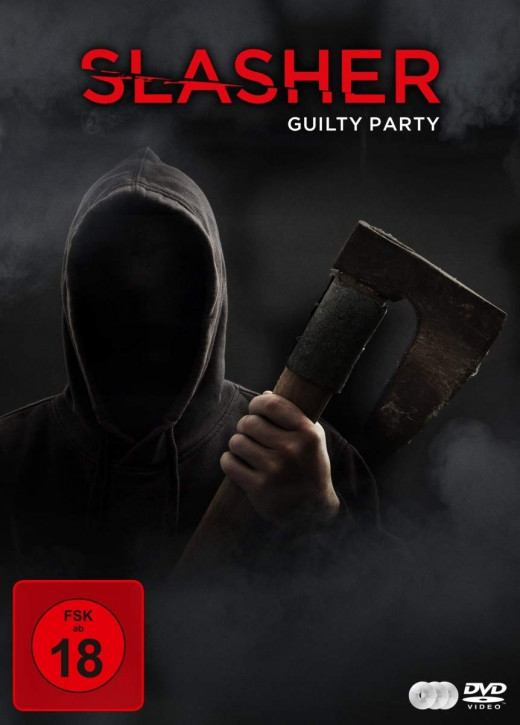 Slasher - Komplette 2. Staffel [DVD]