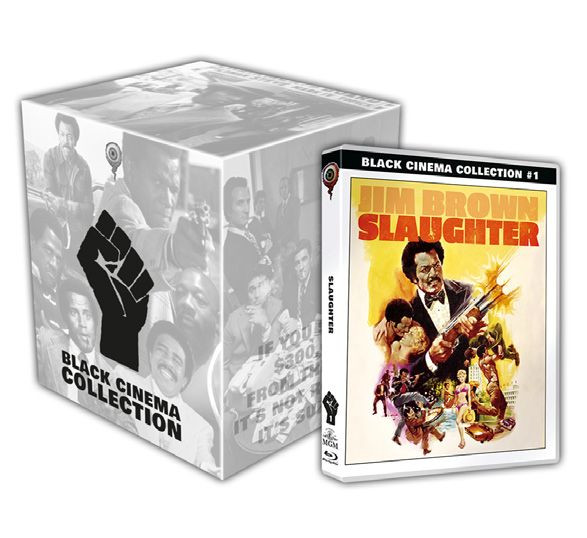 Slaughter - Black Cinema Collection #01 [Blu-ray]