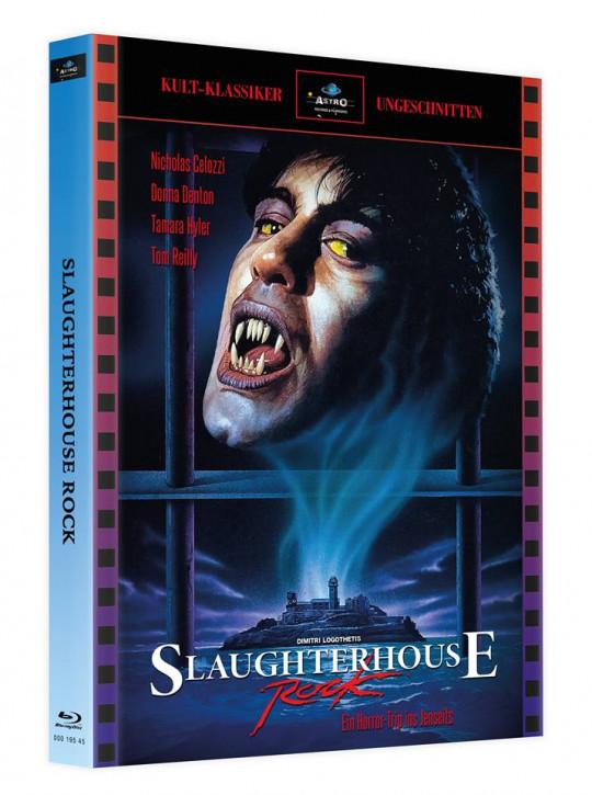 Slaughterhouse (Tanz der Dämonen 2) - Limited Mediabook - Cover A [Blu-ray+DVD]