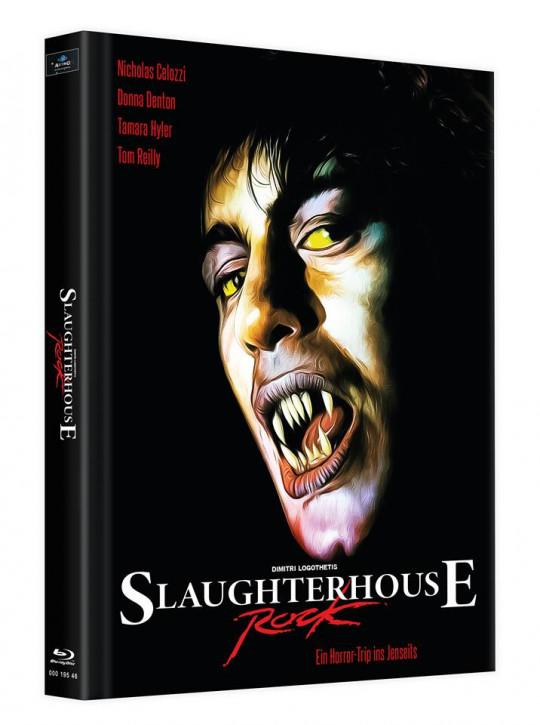 Slaughterhouse (Tanz der Dämonen 2) - Limited Mediabook - Cover B [Blu-ray+DVD]