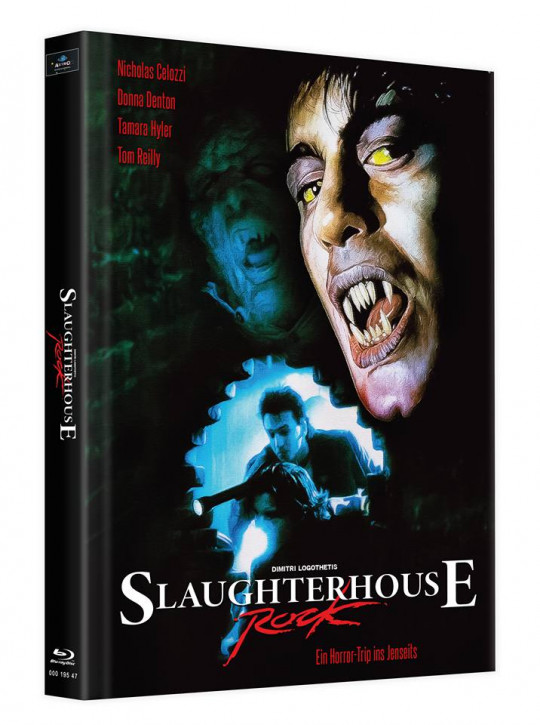 Slaughterhouse (Tanz der Dämonen 2) - Limited Mediabook - Cover C [Blu-ray+DVD]