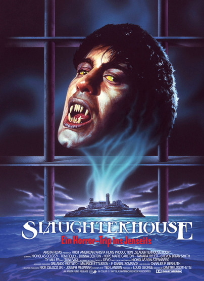 Slaughterhouse Rock - Mediabook - Cover A [Blu-ray+DVD]