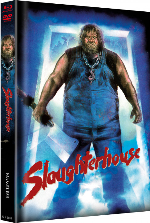 Slaughterhouse - Limited Mediabook Edition - Cover A [Blu-ray+DVD]