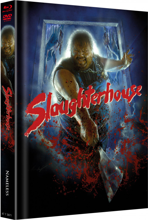 Slaughterhouse - Limited Mediabook Edition - Cover B [Blu-ray+DVD]