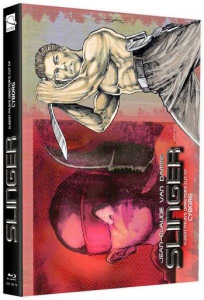 Slinger - Mediabook - Cover B [Blu-ray+DVD]