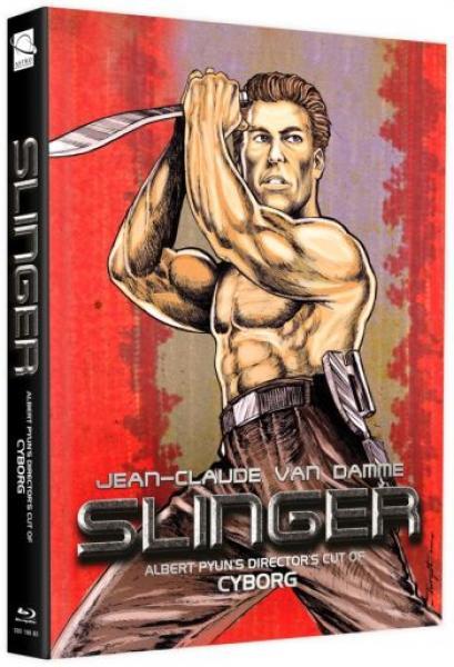 Slinger - Mediabook - Cover C [Blu-ray+DVD]
