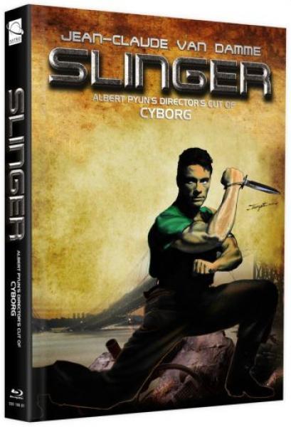 Slinger - Mediabook - Cover D [Blu-ray+DVD]