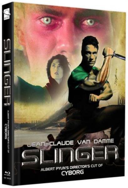 Slinger - Mediabook - Cover E [Blu-ray+DVD]