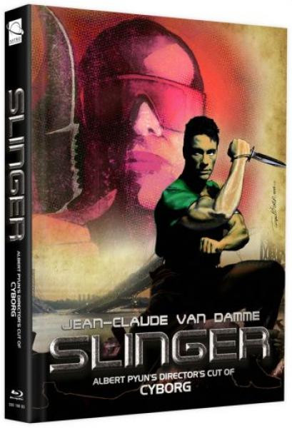 Slinger - Mediabook - Cover F [Blu-ray+DVD]