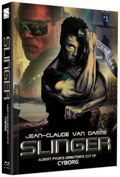 Slinger - Mediabook - Cover G [Blu-ray+DVD]