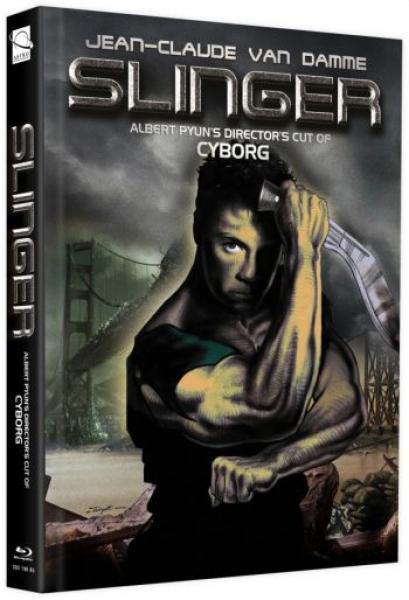Slinger - Mediabook - Cover H [Blu-ray+DVD]