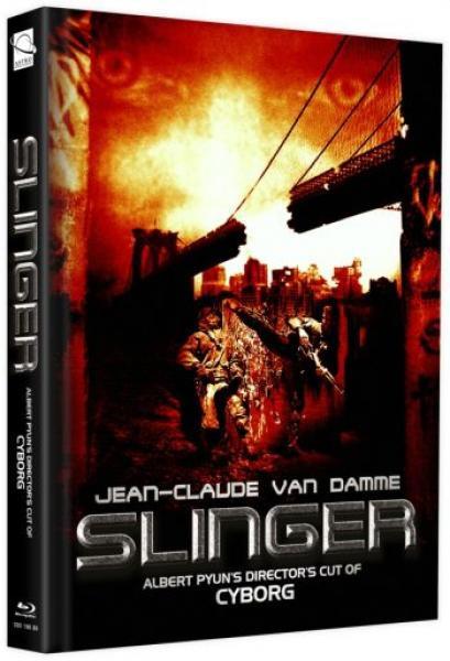 Slinger - Mediabook - Cover I [Blu-ray+DVD]