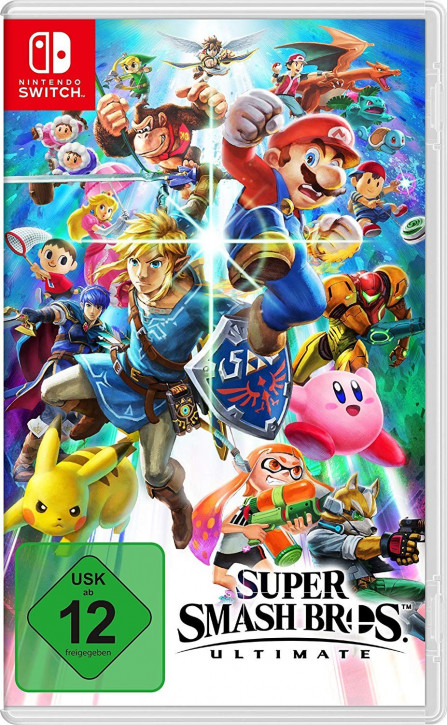 Super Smash Bros. Ultimate [Nintendo Switch]