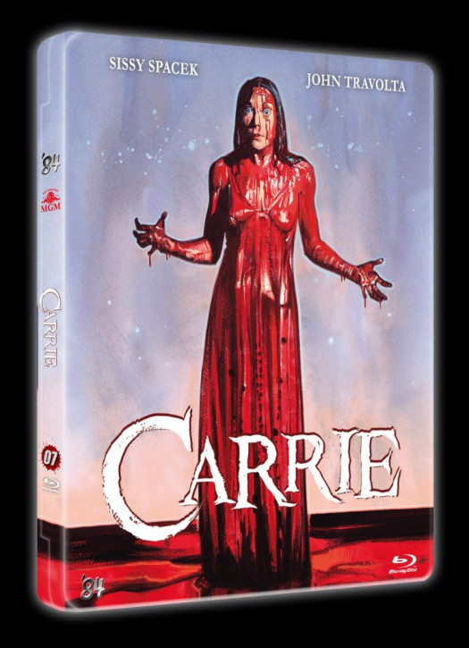 Carrie - Scary Metal Collection 07 [Blu-ray]