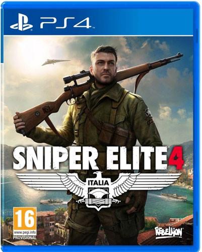 Sniper Elite V4 - Italia [PS4]