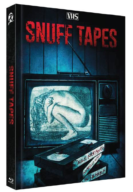 Snuff Tapes - Limited Collectors Edition Cover A [Blu-ray+DVD]