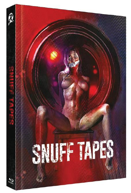 Snuff Tapes - Limited Collectors Edition Cover B [Blu-ray+DVD]