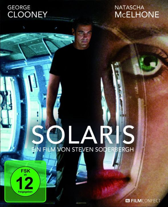 Solaris - Limited Digipack Edition [Blu-ray]
