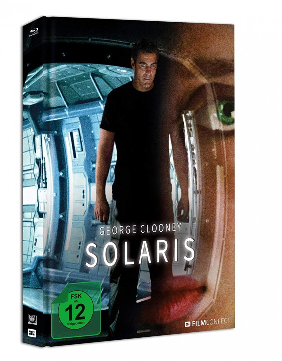 Solaris - Mediabook [Blu-ray]