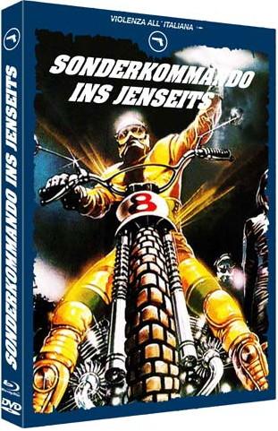 Sonderkommando ins Jenseits - Mediabook - Cover A [Blu-ray+DVD]