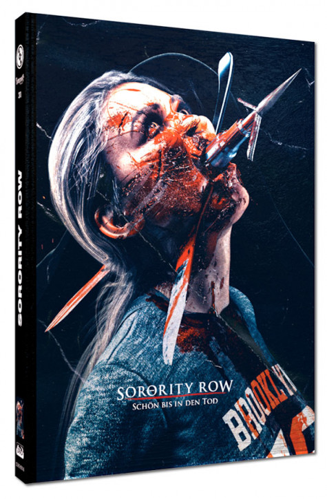 Sorority Row - Schön bis in den Tod - Limited Mediabook Edition - Cover A [Blu-ray+DVD]