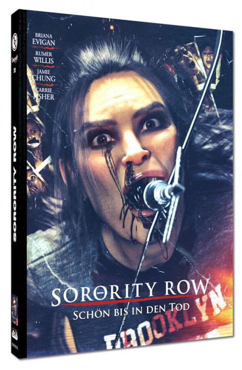 Sorority Row - Schön bis in den Tod - Limited Mediabook Edition - Cover B [Blu-ray+DVD]