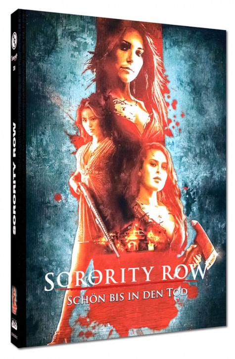Sorority Row - Schön bis in den Tod - Limited Mediabook Edition - Cover C [Blu-ray+DVD]