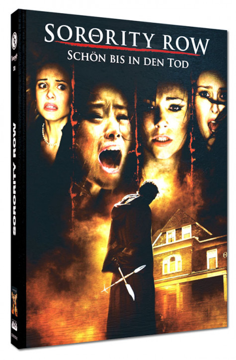 Sorority Row - Schön bis in den Tod - Limited Mediabook Edition - Cover E [Blu-ray+DVD]