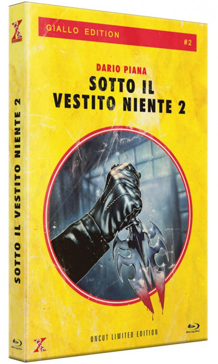 Sotto il Vestito Niente 2 (Too Beautiful to Die) - Große Hartbox [Blu-ray]