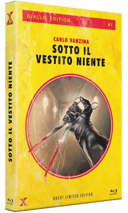 Sotto il Vestito Niente (The Last Shot) - Große Hartbox [Blu-ray]