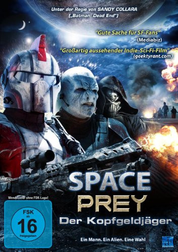 Space Prey - Der Kopfgeldjäger [DVD]