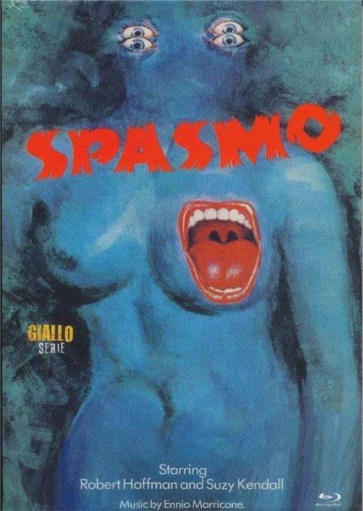 Spasmo - kleine Hartbox [Blu-ray]