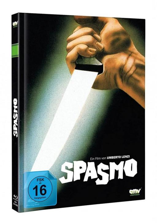 Spasmo - Limited Mediabook [Blu-ray+DVD]