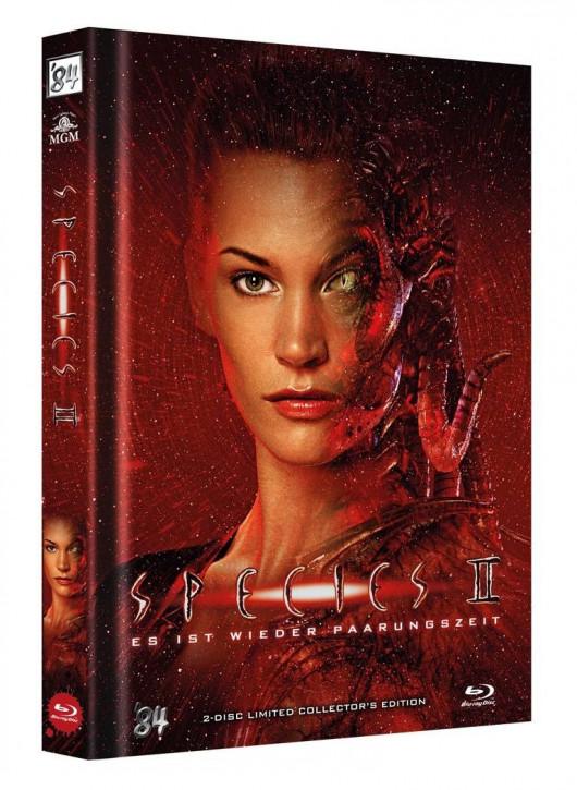 Species 2 - Limited Collectors Edition Mediabook - Cover B [Blu-ray+Bonus DVD]