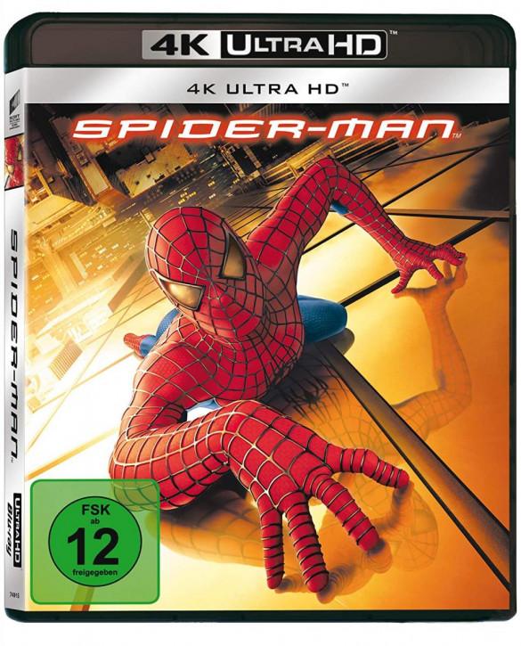 Spider-Man [4K UHD+Blu-ray]