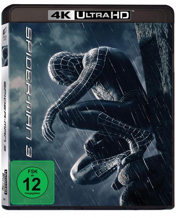 Spider-Man 3 [4K UHD+Blu-ray]